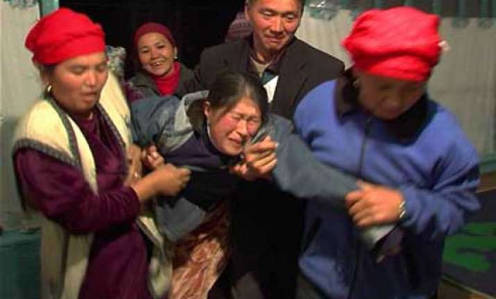 know about bride kidnapping practice in kyrgystan