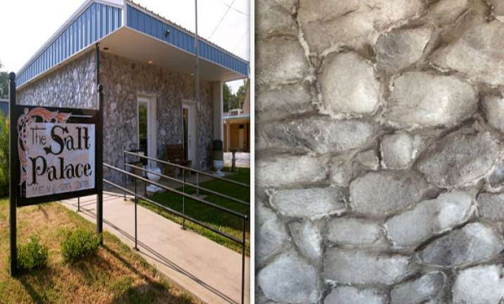 know more about the salt palace of grand saline texas