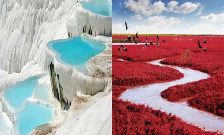 know the most unbelievable places of the world