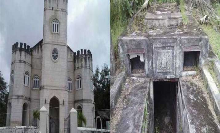 know the mystery about the moving coffins of barbados