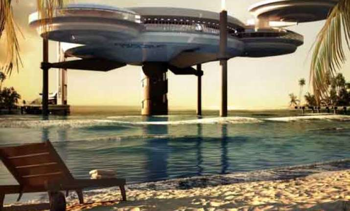know the six incredible undersea hotels