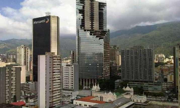 know the tallest slum of the world in venezuela