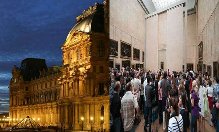 Know why Louvre is the world's most popular museum