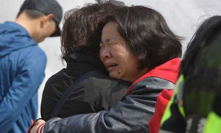 korean ferry sinking death toll rises to 159