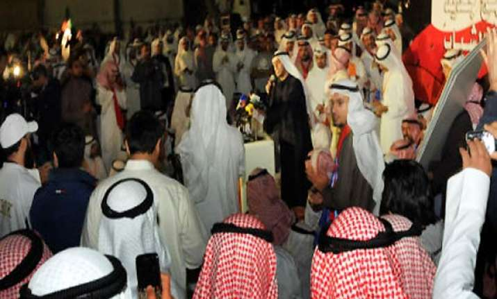 kuwait cabinet resigns after political crisis