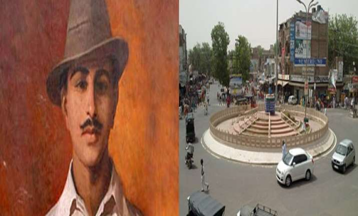 lahore s shadman chowk to be finally named after bhagat