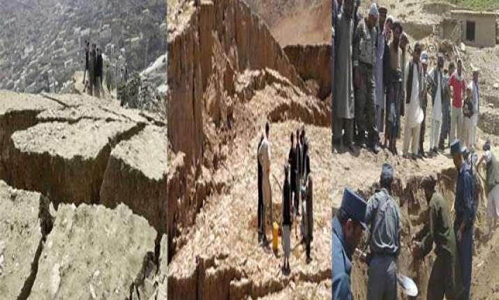 over 2 000 confirmed dead in afghan landslide