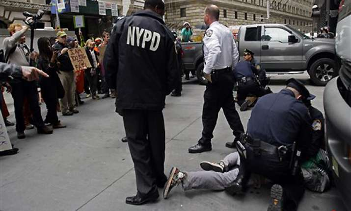 landlord cracks down on ny demo as protests spread