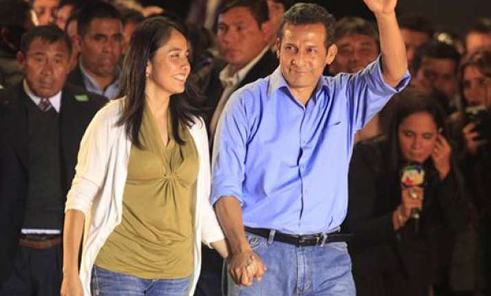 leftist humala claims narrow win in peru election