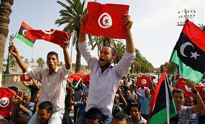 libya s new leaders to declare liberation on sunday