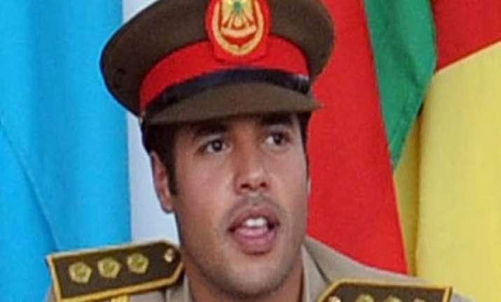 libyan rebels say gaddafi son khamis dead