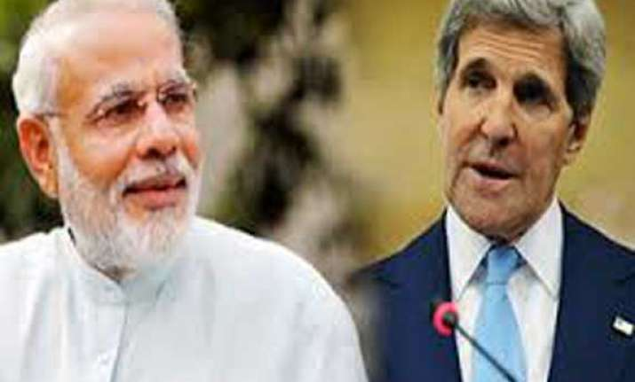 looking forward to welcome modi to the us kerry