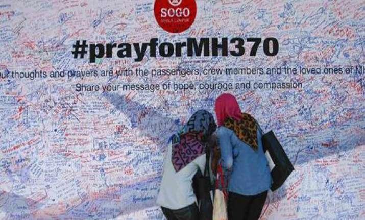 mh370 australia malaysia and china to meet to discuss next