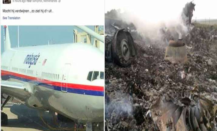 mh17 if it disappears this is what it looks like passenger