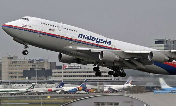 malaysian airline mh370 may have crashed near india