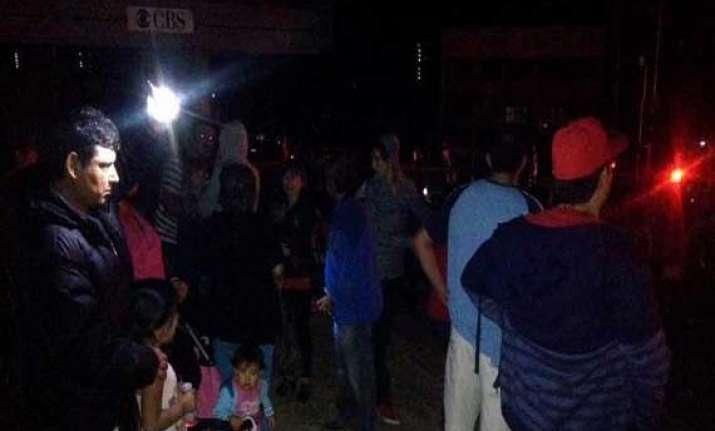 magnitude 8.2 quake strikes northern chile 5 dead