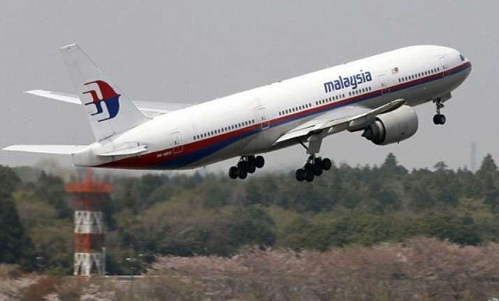 malaysia names head for mh370 international probe team air