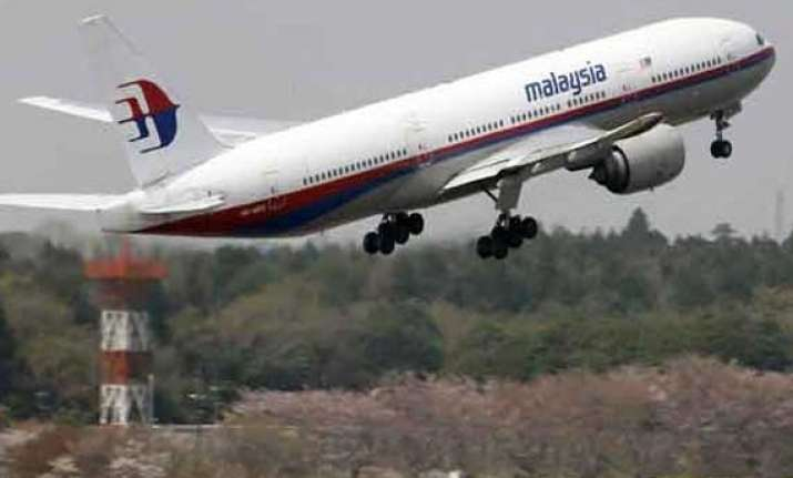 malaysian airlines flight mh370 timeline of events