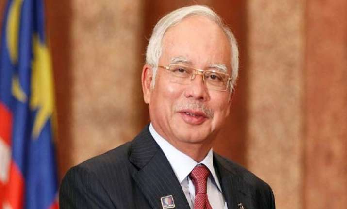 malaysian pm reaches deal with donetsk insurgent leader