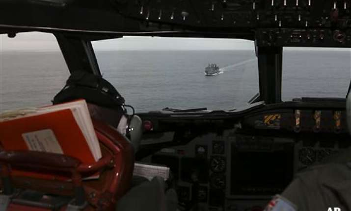 malaysian plane mystery chinese plane spots mysterious