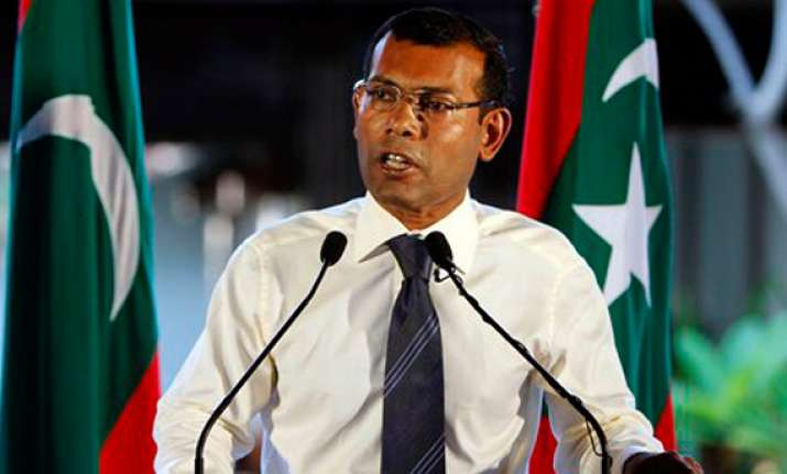 maldives president quits after coup d etat