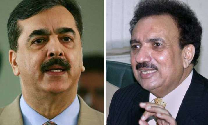 malik s love for headlines behind bilawal plot claim gilani