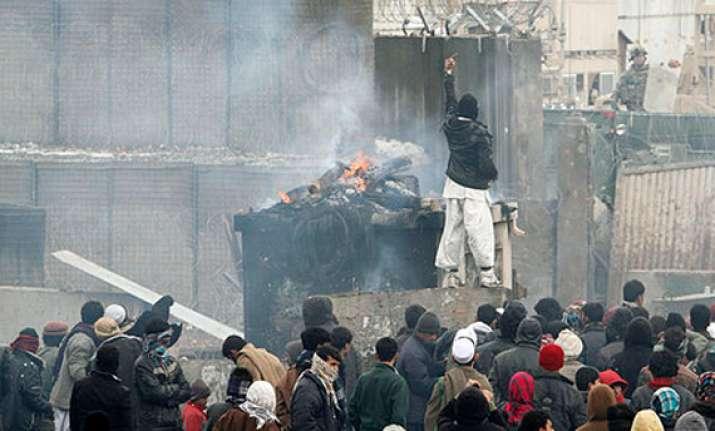 nato orders probe of quran disposal in afghanistan