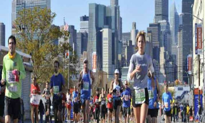 nyc marathon returns after boston attack