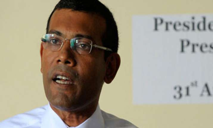 nasheed s downfall a timeline