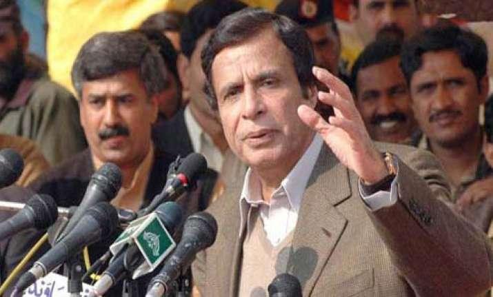 national reconciliation govt in pakistan elahi to be deputy