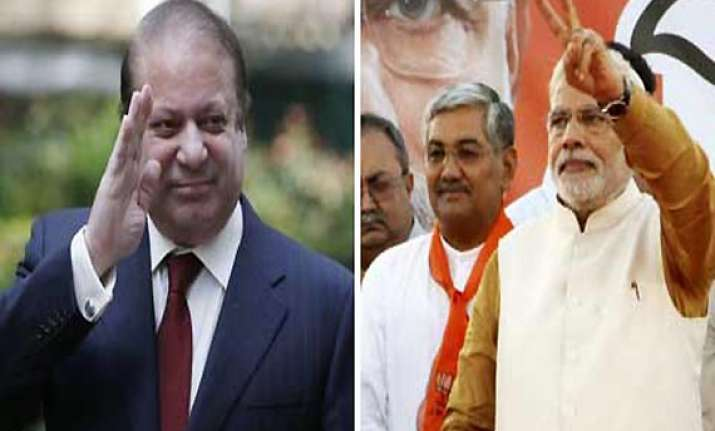 nawaz sharif coming to delhi to attend modi swearing in
