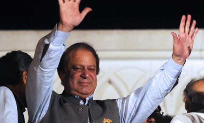 nawaz sharif formally elected pakistan s prime minister