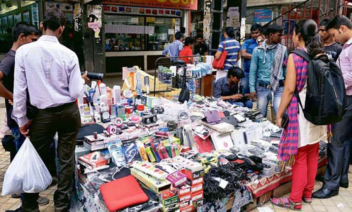 nehru place gaffar market notorious markets for piracy us