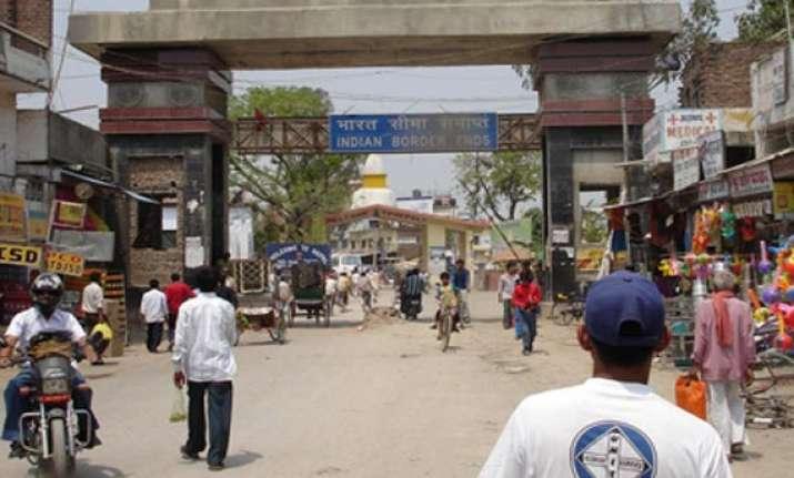 nepal identifies terrorism related activities on indian