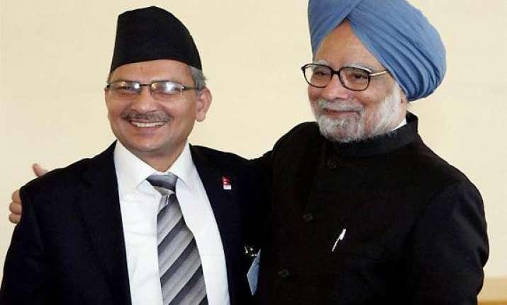 nepal pm sacks defence minister