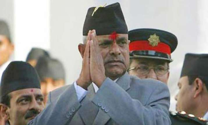 nepal president extends deadline for national unity govt