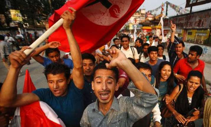 nepali congress to protest against move to dissolve