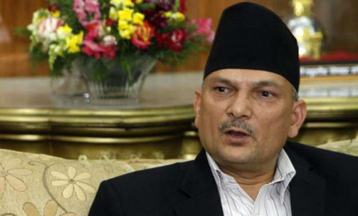 nepal s opposition plans massive rally for removing pm