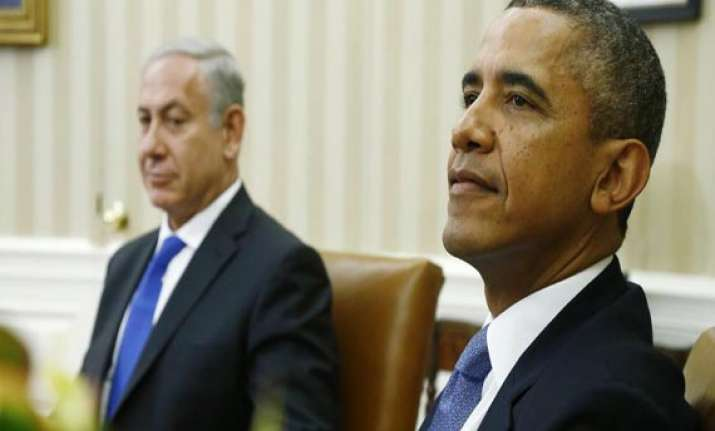 netanyahu urges obama to keep iran sanctions in place
