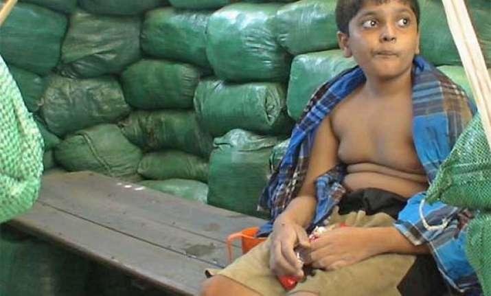 new photographs reveal ltte chief prabhakaran s son was