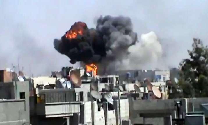 new bloodshed in syria despite regime pledge