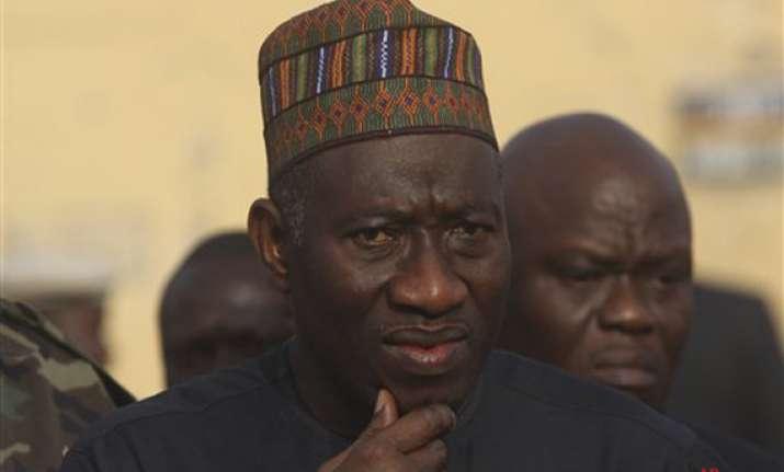 nigerian president sacks police chief