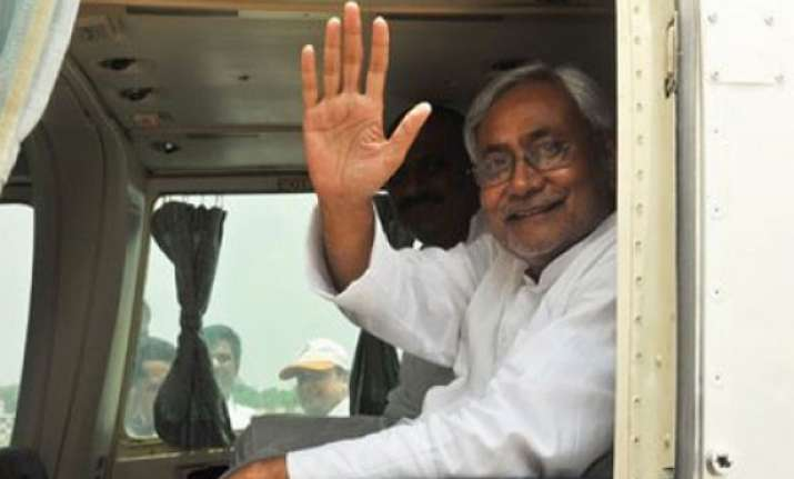 nitish kumar ends pak visit sharif hosts dinner