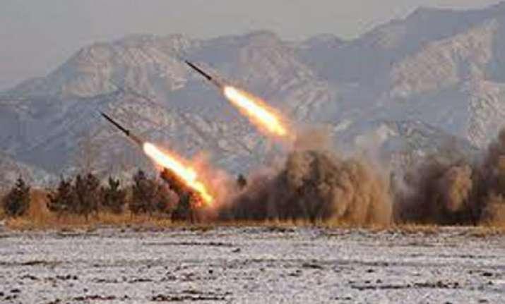 north korea fires short range missile
