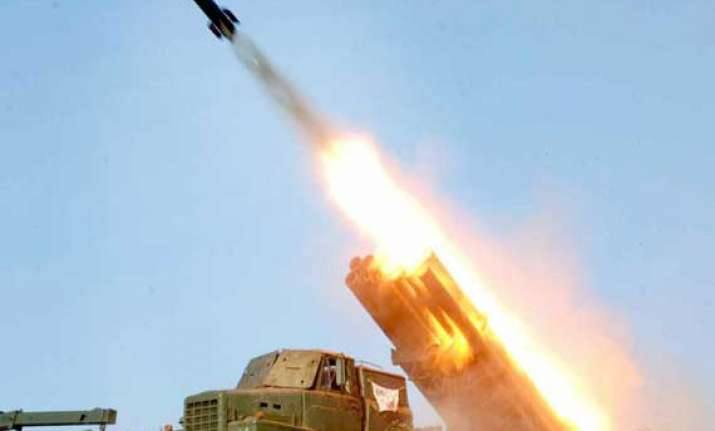 north korea test fires two missiles without prior warning