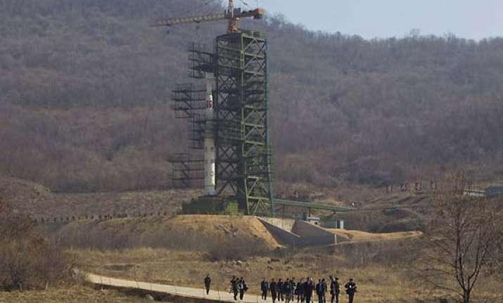 north korea fires long range rocket
