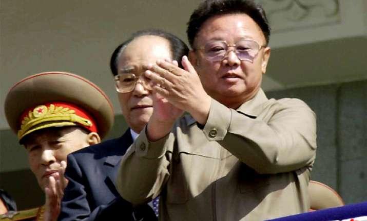 kim jong il dead north koreans rally around heir