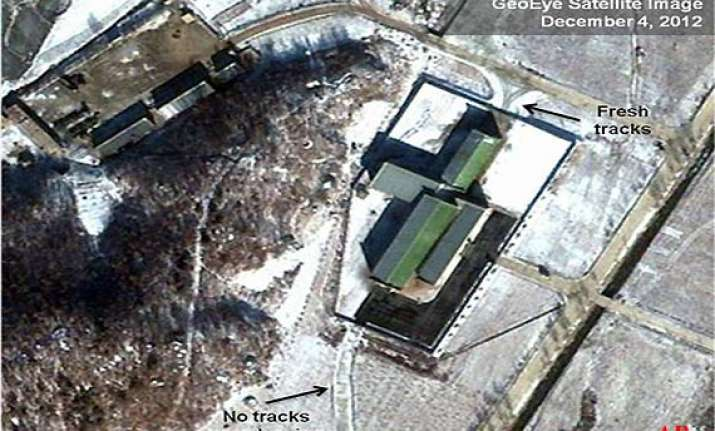 north korean rocket launch window opens