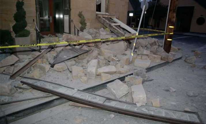 northern california rocked by powerful earthquake many