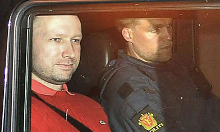 norway killer claims mantle of resistance leader